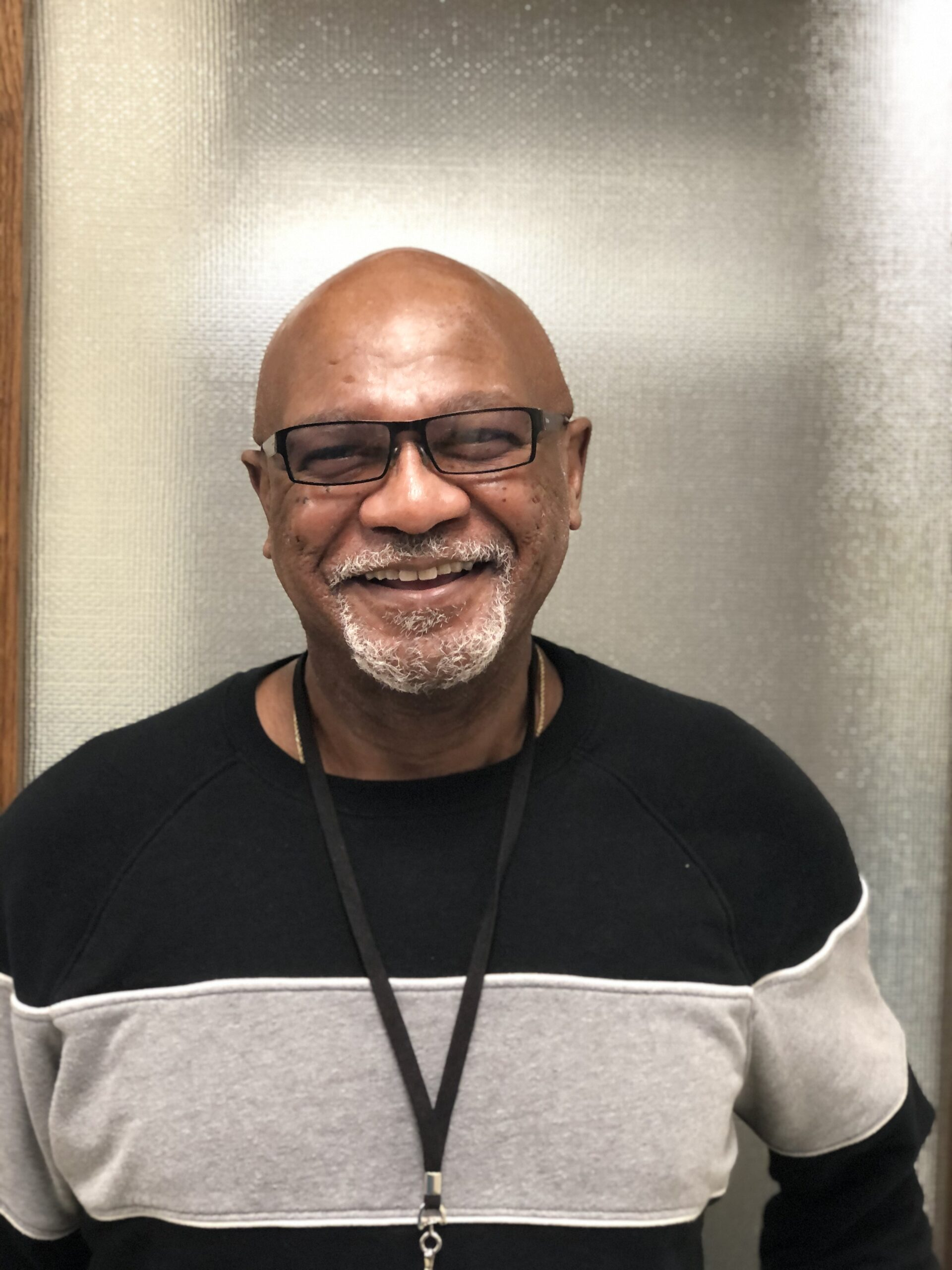 Anthony Jackson - Downtown Daily Bread Shelter Coordinator