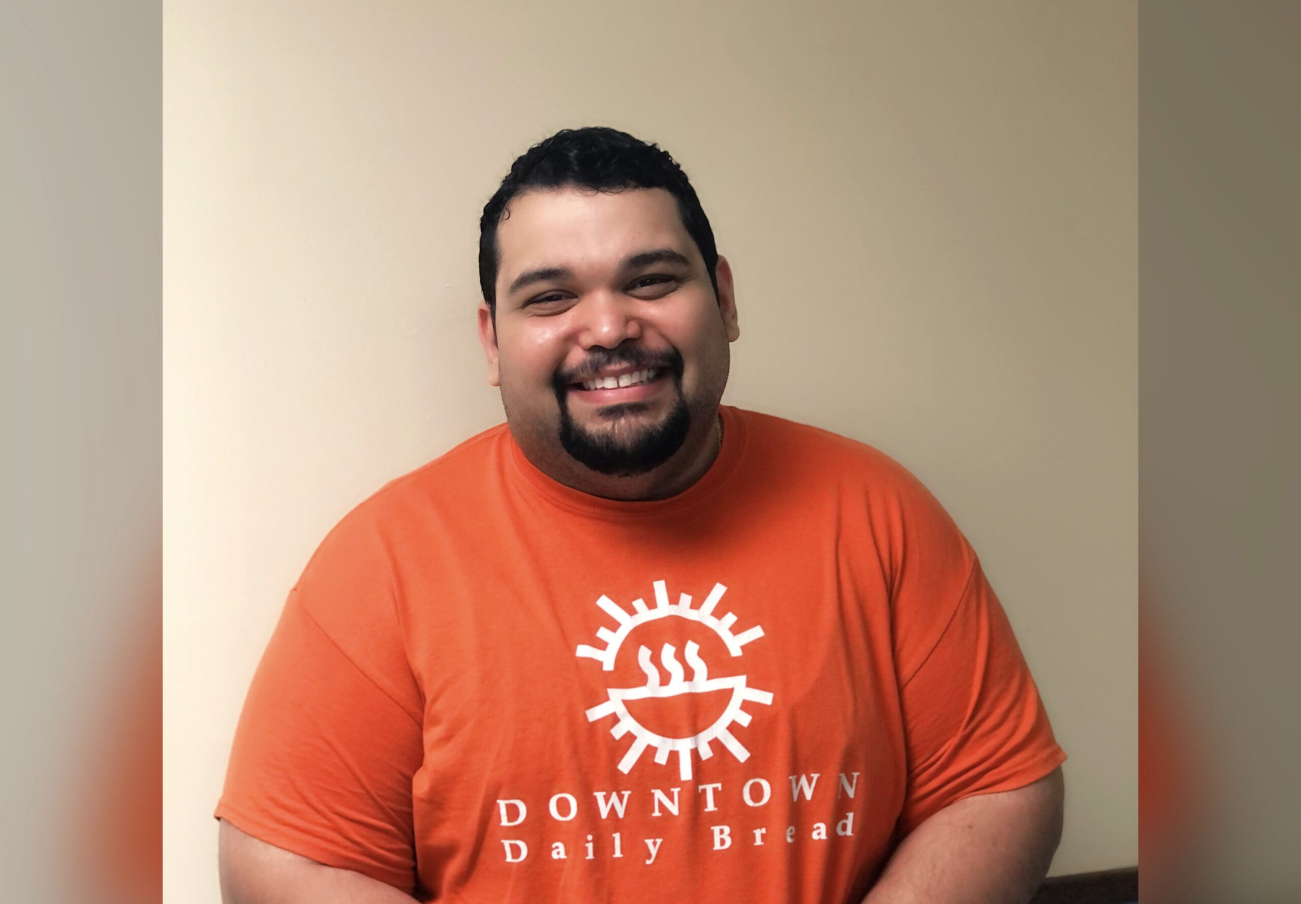 Matthew Sposito - Downtown Daily Bread Client Assistant